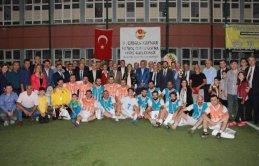 Orhan Kaynar Futbol Turnuvasında şampiyon belli oldu