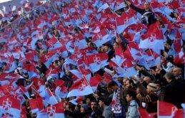 Trabzonspor taraftarından Fenerbahçe açıklaması