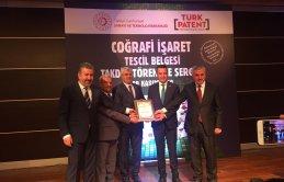 Trabzon Kazaziyesi Coğrafi İşaret Belgesi aldı!