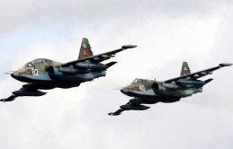 Ermenistan'da savaş uçağı düştü, iki pilot hayatını kaybetti!