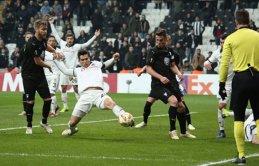 Beşiktaş kupadan elendi!