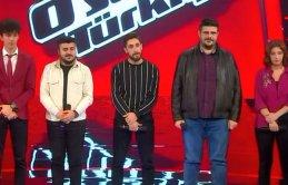 Karadenizli yarışmacı Turan Polat ikinci tura kaldı