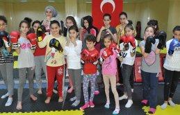Trabzon'da Wushuya büyük ilgi