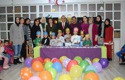 432 öğrencinin doğum günü kutlandı