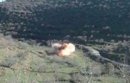 PKK'ya büyük darbe - 150 Kilo...