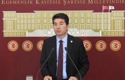 CHP'li Kaya, yerel basının basının sorunlarını meclise taşıdı