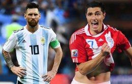 Cardozo Messi'ye karşı!