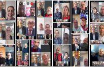 KGK 65 yaş basın emektarlarını unutmadı