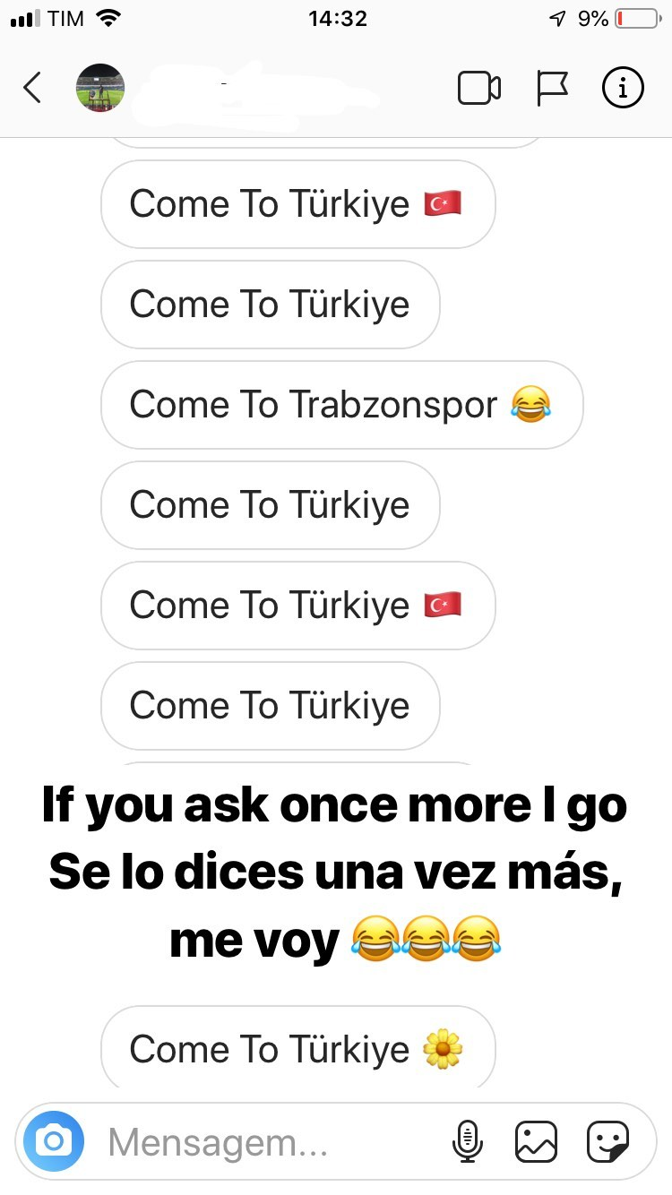 Trol hakeme 'Come to Turkey' çağrısı! Fernando Colombo kimdir?