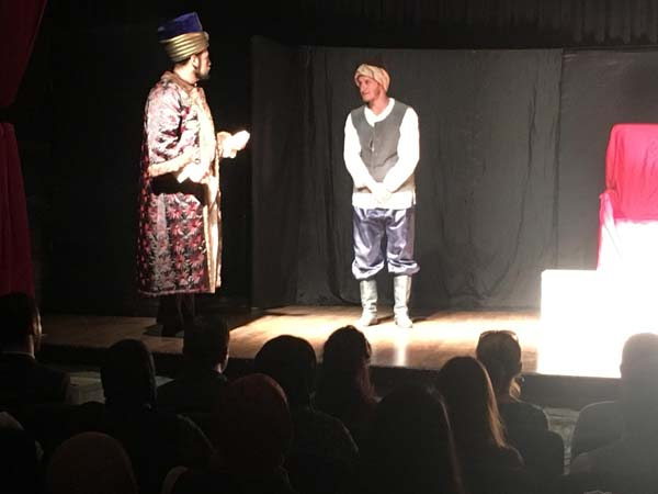 Trabzon Ülkü Ocaklarından Tiyatro