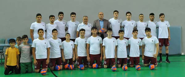 Trabzon'da spor zili çalıyor