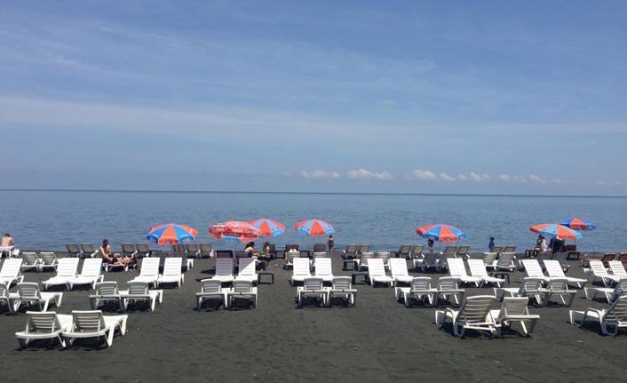 İşte Trabzon'da denize girilebilecek plajlar!