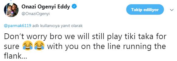 Abdülkadir Parmak'dan Obi Mikel transferine esprili yanıt!
