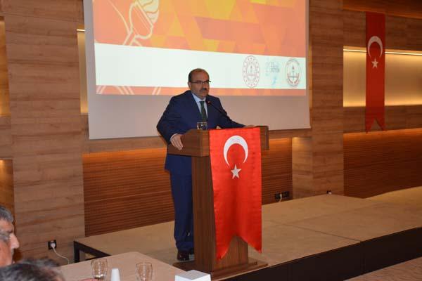 Trabzon'un eğitimi için bir araya geldiler