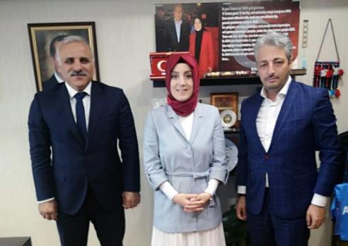 Başkan Zorluoğlu Ankara'da - Millet Bahçesi ve Kanuni Bulvarı kararı