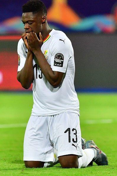 Ekuban, Gana'yı yaktı!