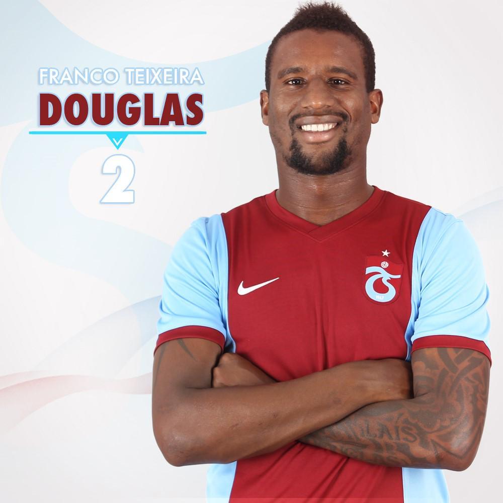 Douglas Franco Teixeira kimdir?