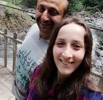 Rize'ed kayıp kadın için kamera kayıtları inceleniyor