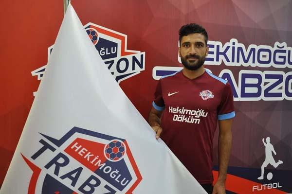 Hekimoğlu Trabzon'dan bir transfer daha