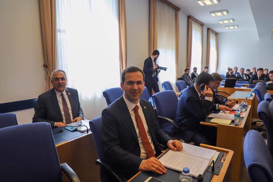 Trabzon Üniversitesi düzenlemesi komisyondan geçti