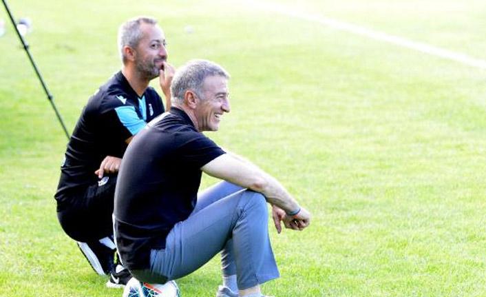 Ağaoğlu forvet transferinde gün verdi; Çarşamba düğümü atarız...