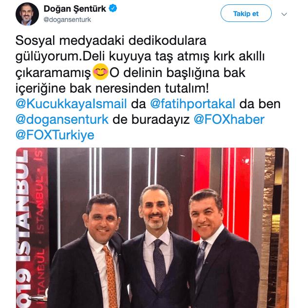 Fatih Portakal kovuldu mu?