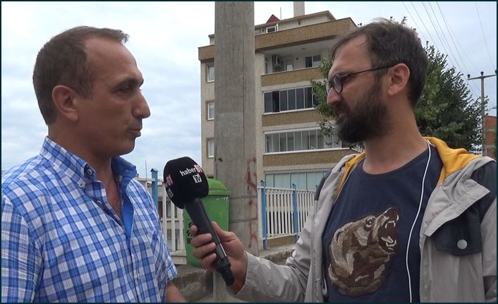 Trabzon'un ilk kadın dolmuş şoförü Haber61 TV'ye konuştu!