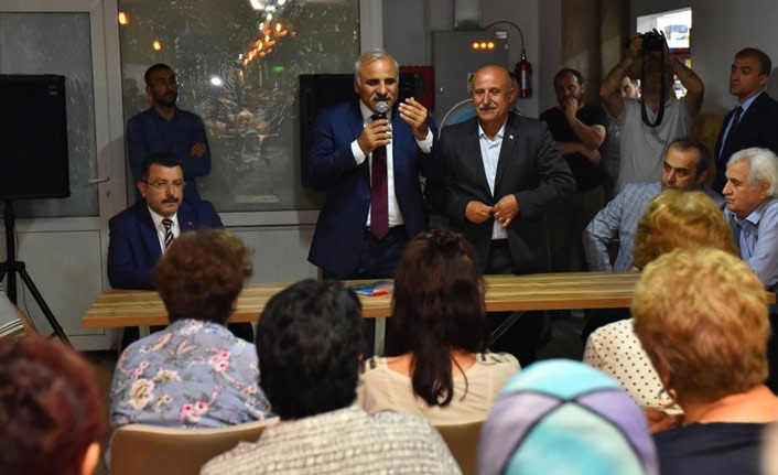 Trabzon'da Avrasya Pazarı nereye taşınacak? Zorluoğlu açıkladı