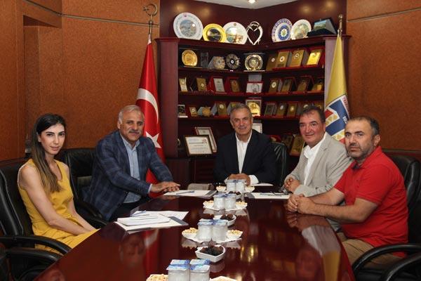 Trabzon'da Fındık için işbirliği