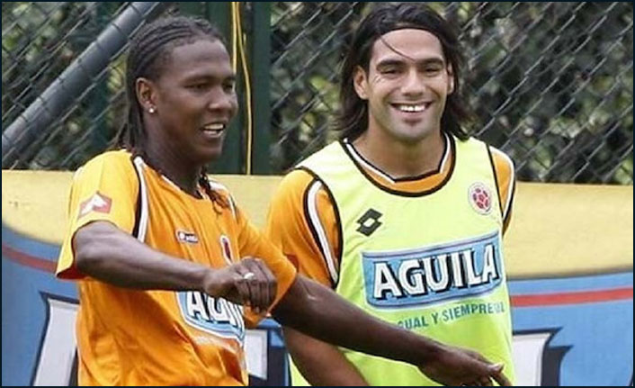 Falcao, Rodellaga'ya Galatasaray'ı sordu