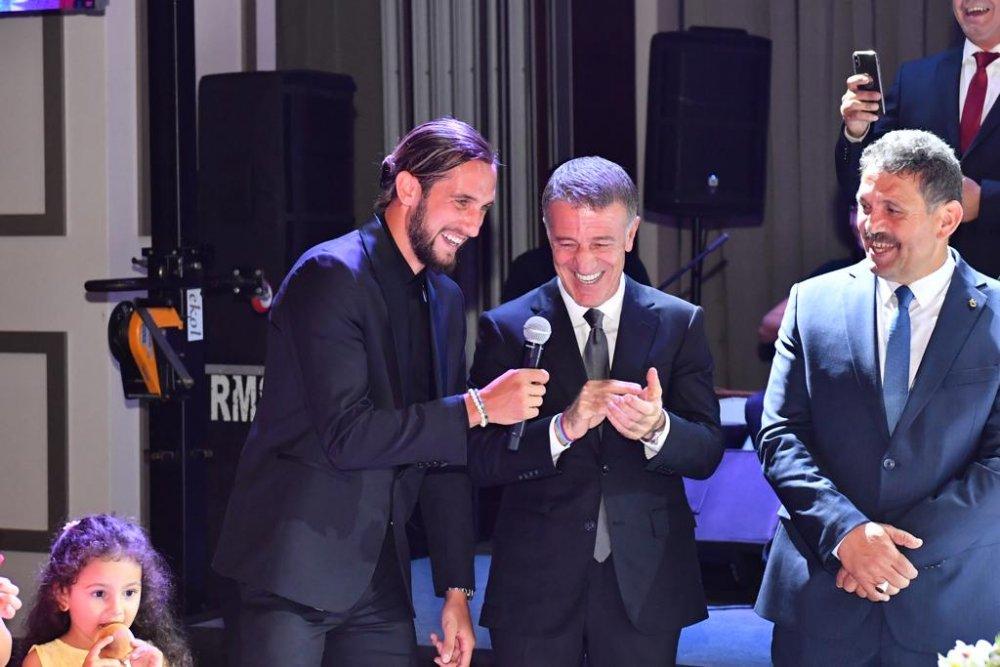 Trabzonsporlu oyuncu Uğurcan Çakır dünya evine girdi