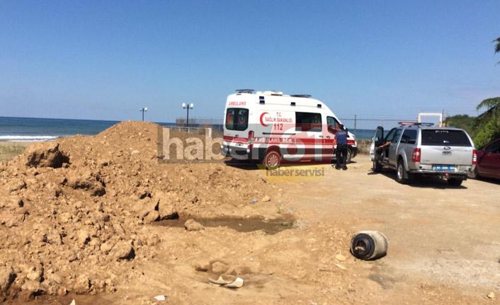 Trabzon'da facia son anda önlendi! 5 çocuk kurtarıldı!