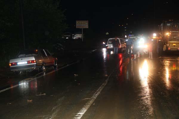 Rize'de şiddetli yağış - 1 kişi kayboldu