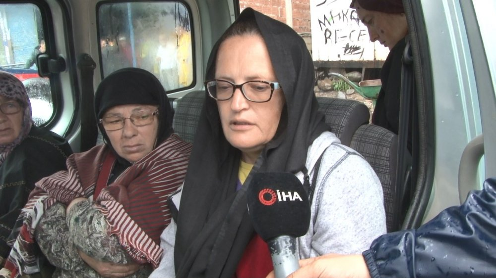 Selde kaybolan Hüseyin Çapoğlu'nu eşi köye çıkmaması için uyarmış