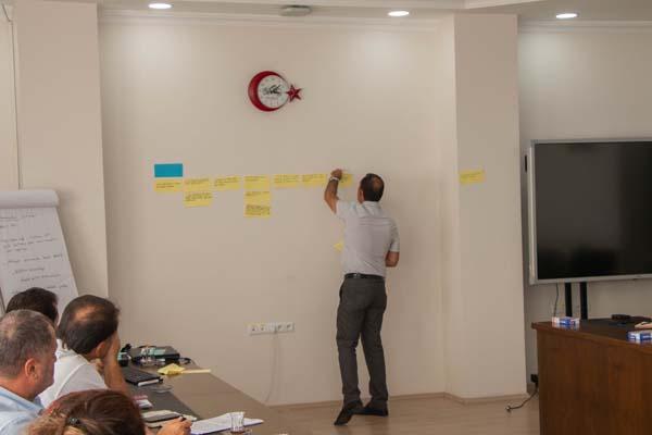 TİSKİ'den çalıştay - Stratejik planın hazırlanıyor