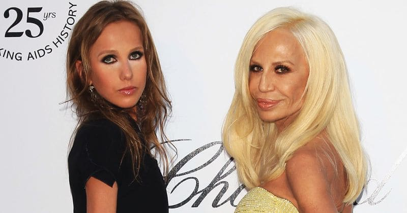 Donatella Versace kimdir? Kaç yaşında nereli Gianni Versace ...
