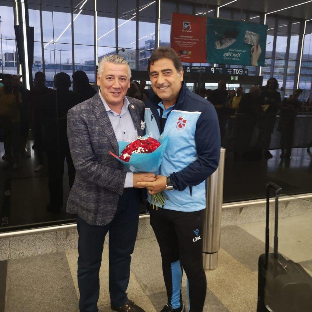 Hüseyin Örs'ten Trabzonspor'a destek
