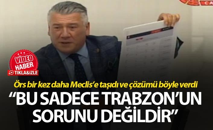 Trabzon'dan THY'e tepki büyüyor