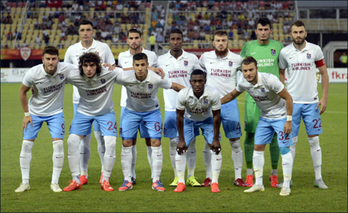 Trabzonspor'un Avrupa Kupaları'nda 125. randevusu!