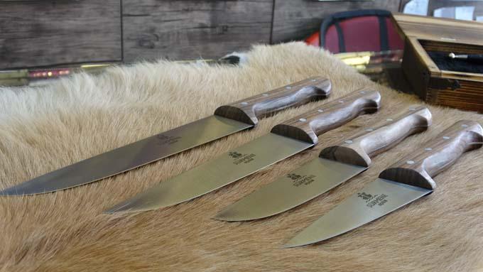 Bayram öncesi Sürmene bıçağına ilgi arttı