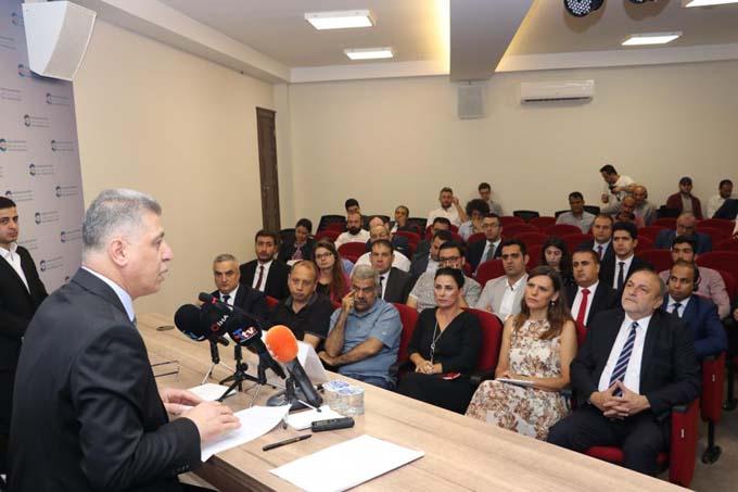 ITC Başkanı Erşat Salihi gündemi belirledi