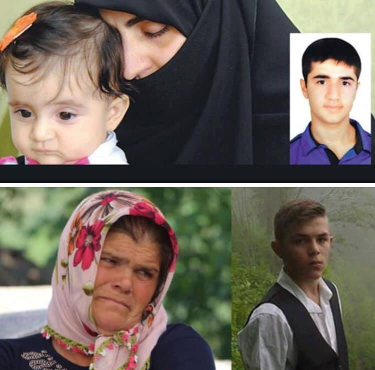 Diyarbakırlı anne ile Trabzonlu annenin acısı