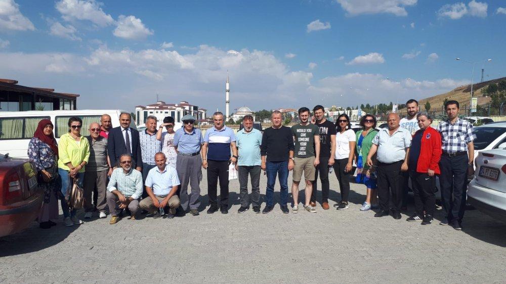 Vali Memiş'ten Trabzon basınına jest