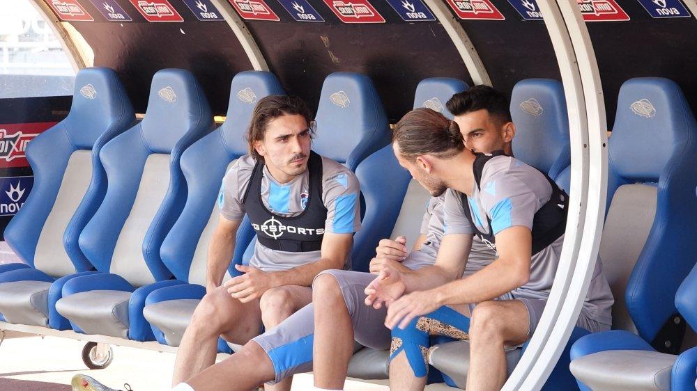 Trabzonspor antrenmanına Sturridge dansı damga vurdu!