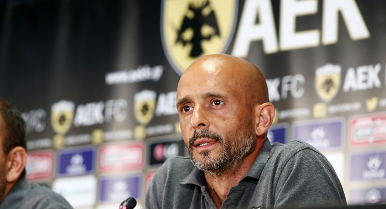 """AEK Teknik Direktörü Miguel Cardoso: """"Kazanmaya odaklanmalıyız"""""""