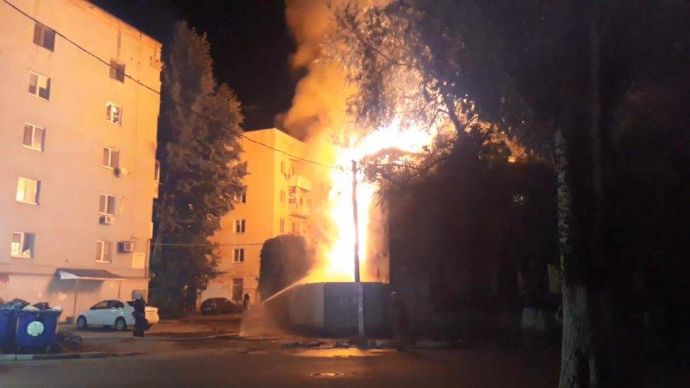 Apartmanda yangın: 2 ölü, 1 yaralı