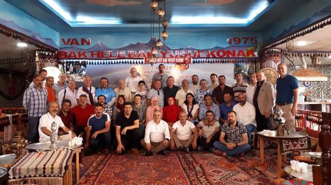 Trabzon'dan Van'a gönül köprüsü