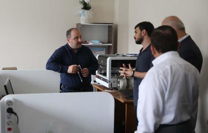 Bakan Varank açıkladı - Trabzon'a iki müjde