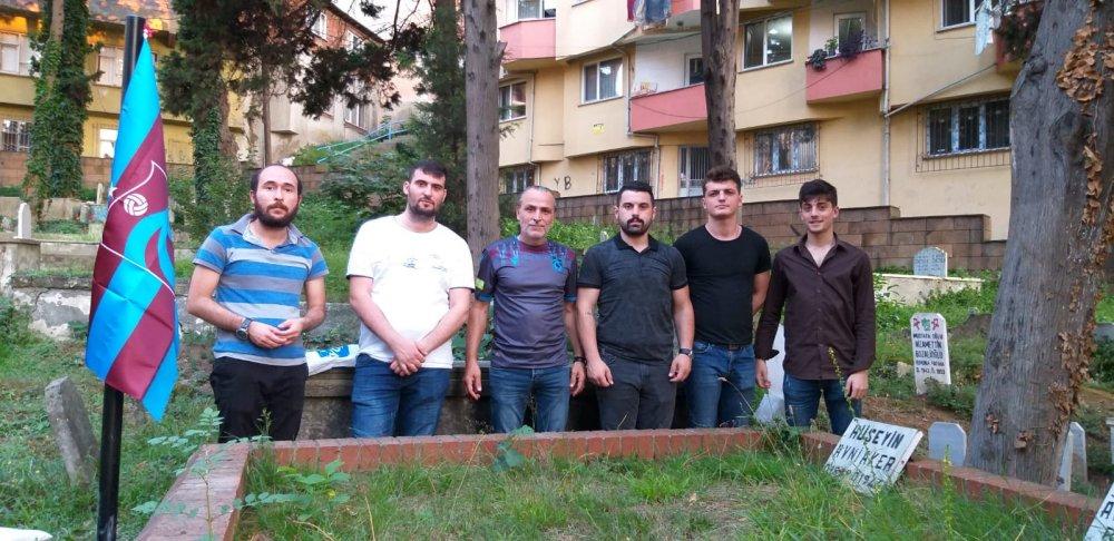 İYİ Parti Trabzon Kolları Avni Aker'i unutmadı