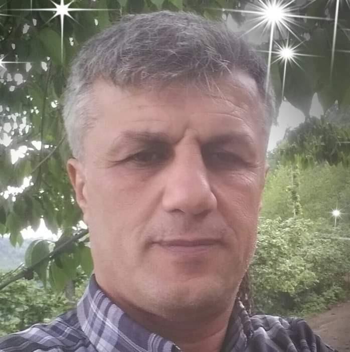 Trabzon'da fındık toplarken kalbine yenildi
